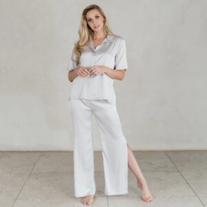 shop rosa luxury satin sleepwear nuve south africa online