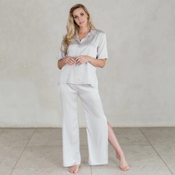 shop luxury satin sleepwear nuve south africa online