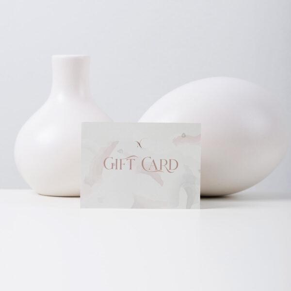 gift card nuvé